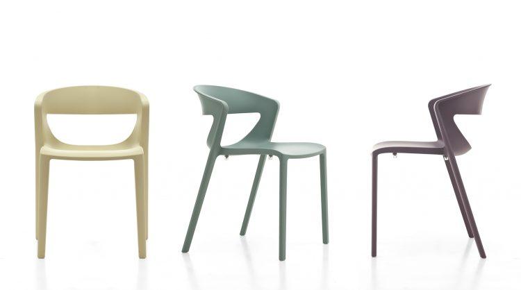 Sedie Per Ufficio Kastel : Kicca one u kastel sedute per ufficio comunitá e casa sedie