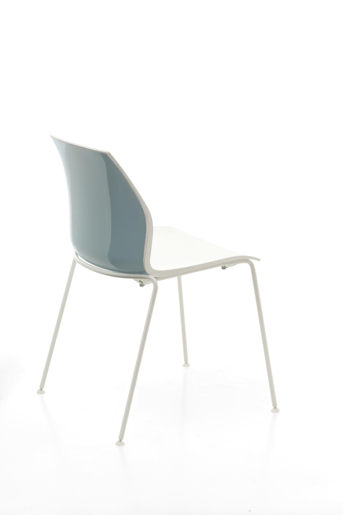 Kalea kastel sedute per ufficio comunit e casa for Kastel sedie