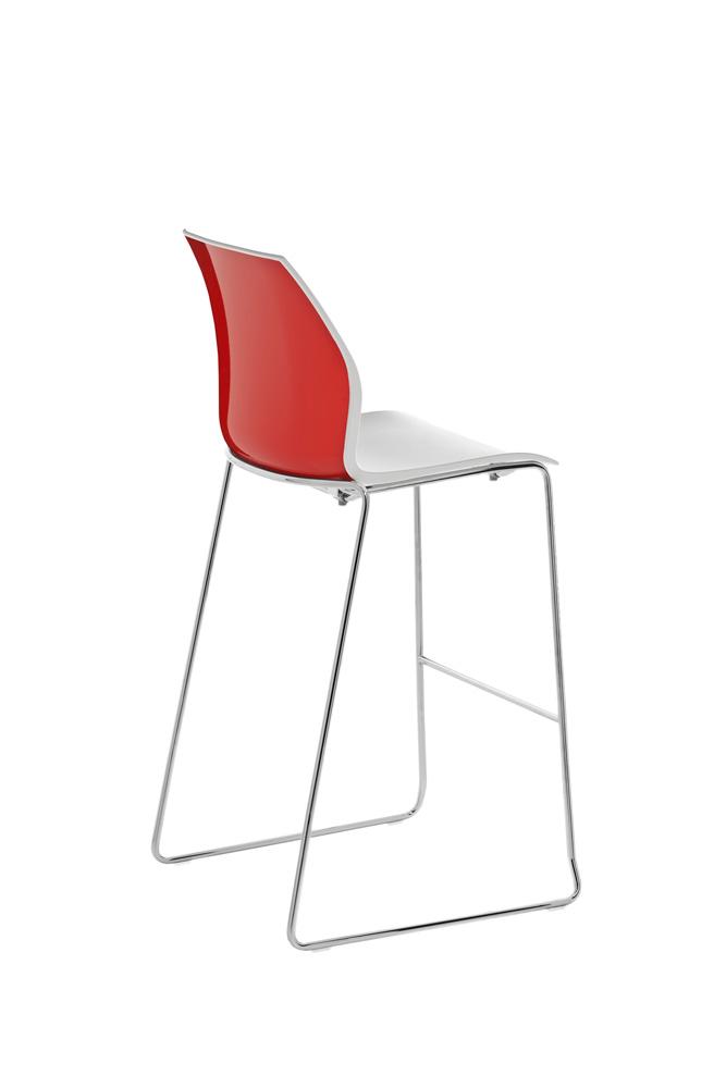 Kalea stool kastel sedute per ufficio comunit e casa for Kastel sedie