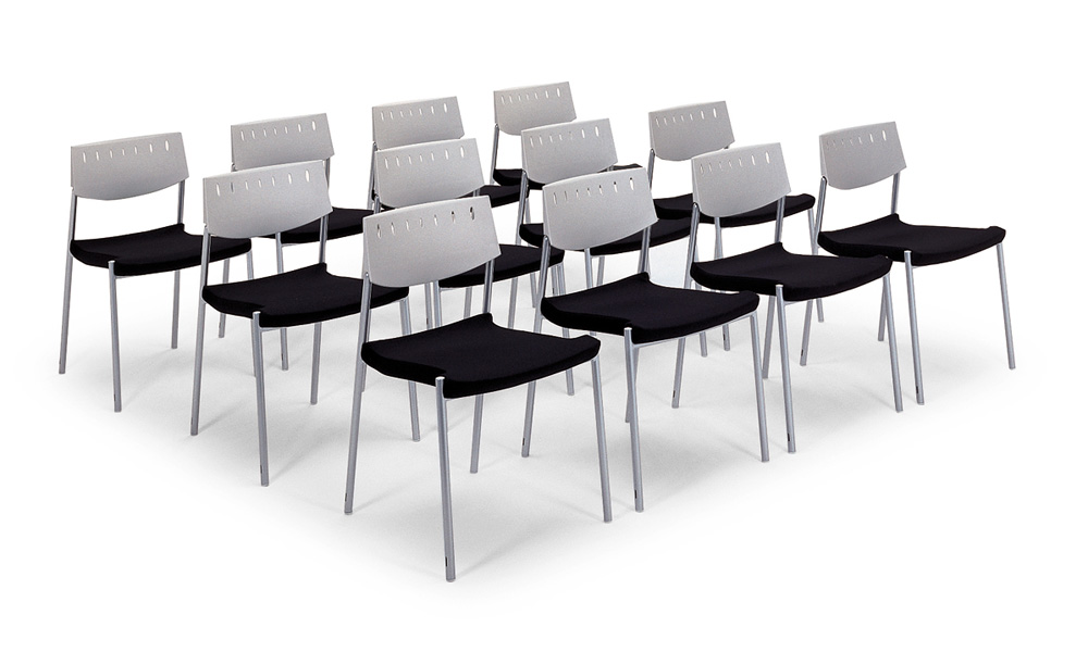 Klic kastel sedute per ufficio comunit e casa sedie for Kastel sedie