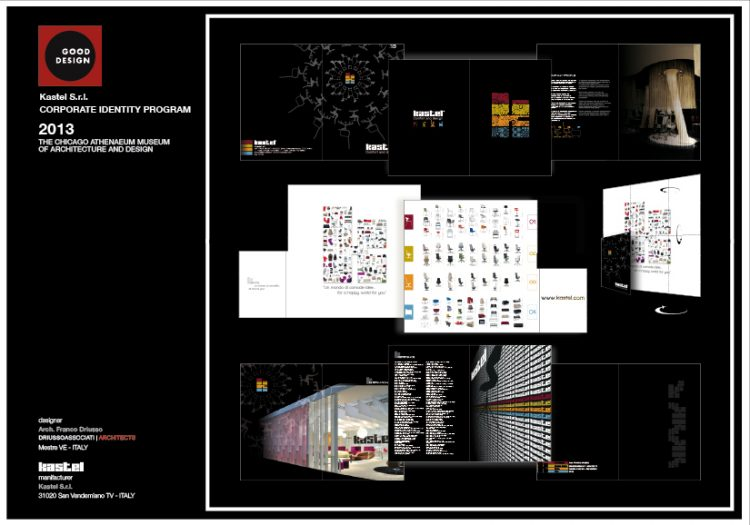 GOOD DESIGN AWARDS 2013 (Corporate Identity Program)