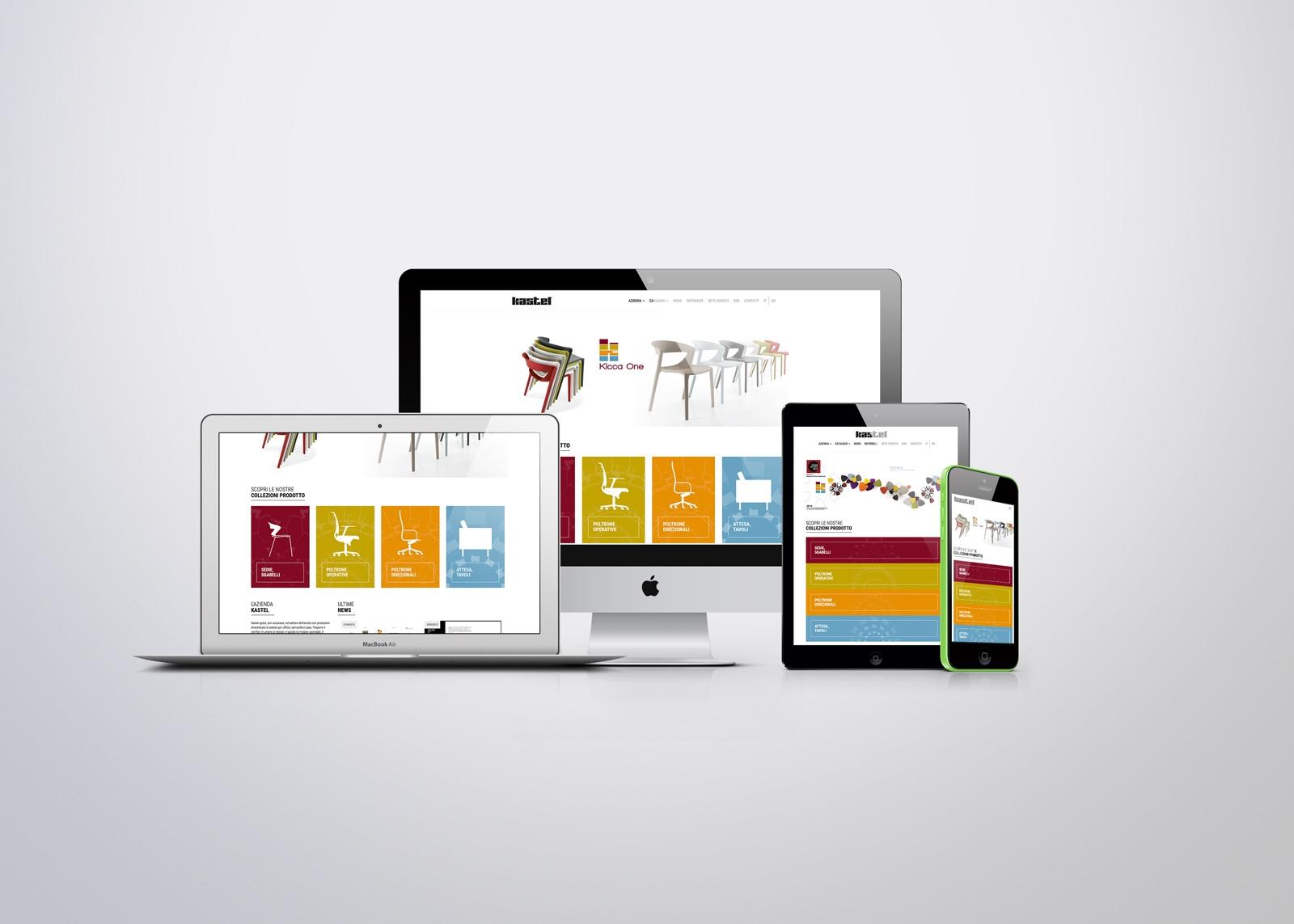 Kastel website