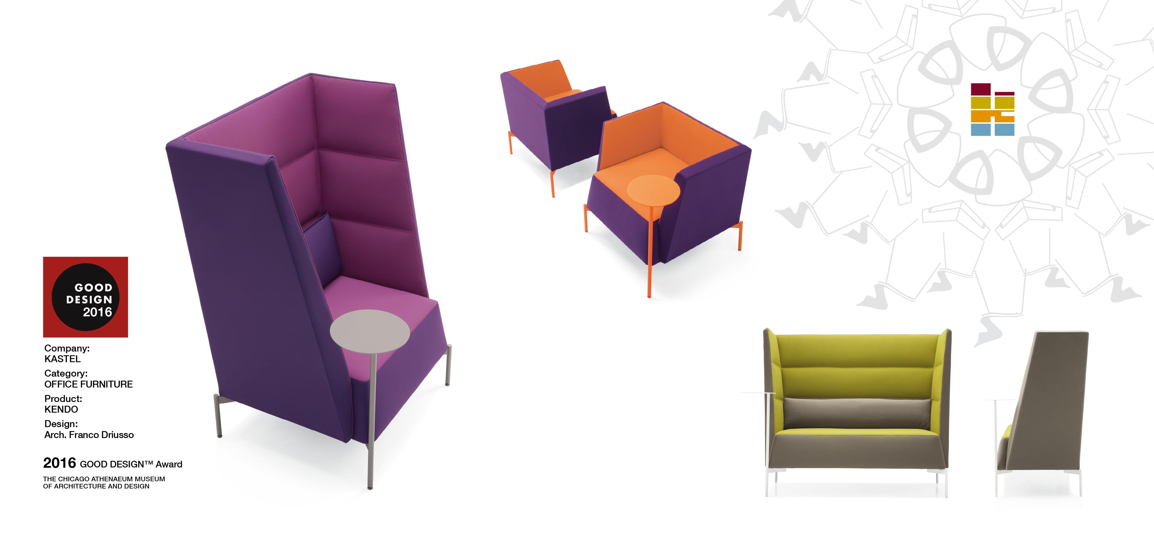 Bürostuhl design award  Nachrichten – Kastel - Stühle für das Büro, Objekt und öffentliche ...