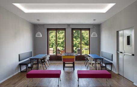 Babila Hostel (Milano Italia) – progetto: Studio ARX2 e Arch. Angela Natale – fotografie: Riccardo Gasperoni