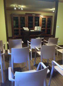 Biblioteca Vito D'Asio (PN – Italy)