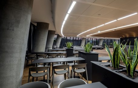 Hadid Tower – Caffetteria e Italian Coffee Bar (Milano Italia)