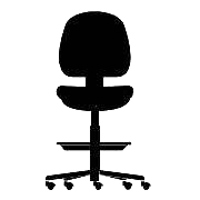 Konfort stool