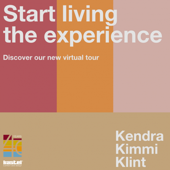 Start living the experience