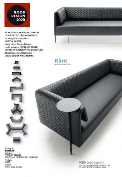Klint: Good Design Award 2020